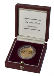 1984 Proof Full Sovereign for sale